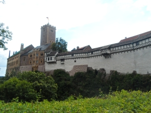 Wartburg is 1,000 years old