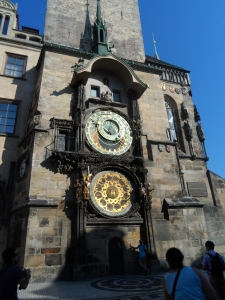 The astronomical clock
