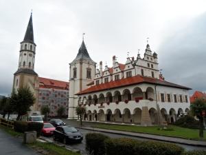 Levoca's town hall