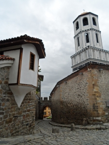 Gossips window and bell tower