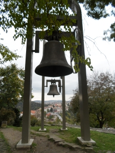 The bells are a 20th century addition